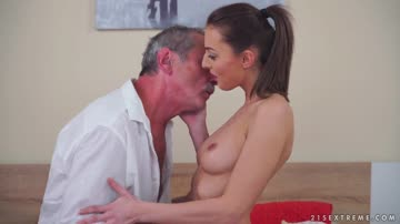 grandpa enjoys fucking katy rose.