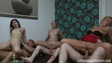 Czech Swingers Party 9