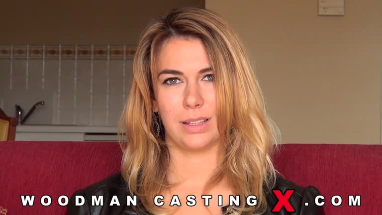 Ani Black Fox Is Tested By 3 Guys In Casting.