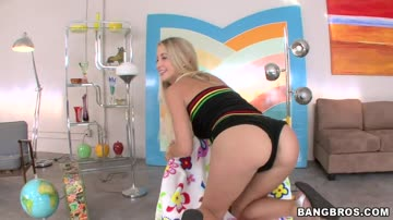 casi james, prescene chat & inspection, then WOW !!