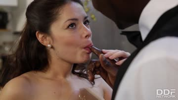 Ava Dalush - Tight Hole Filled: Wet Pussy Stuffed With Big Black Cock