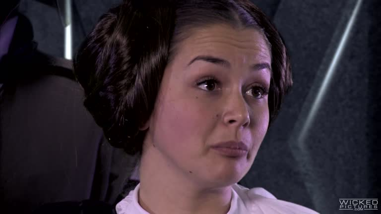 Allie Haze - Star Wars Porn