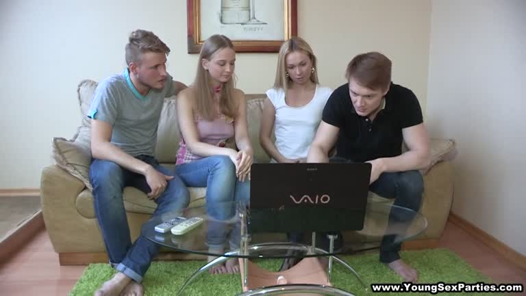 Alice And Vika Sex Party