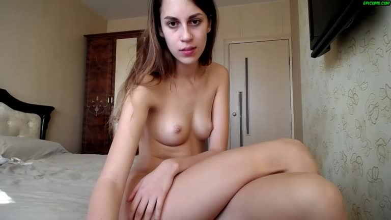 Teenage Couple Skinny Elizabeth And Dylan Private Show