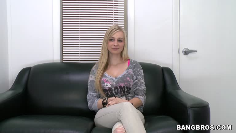 Stacie Jaxxx Has A Facial In The Backroom.