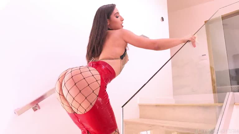 Abella Danger Anal Interracial