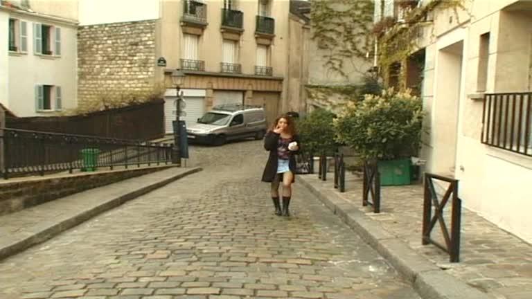 Antonella, Petite Beurette Rencontré à Montmartre!