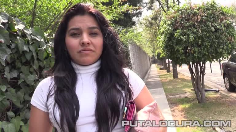 Karen - Pillando Chicas Por Mexico