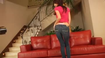 April Oneil Hot Teen In Jeans