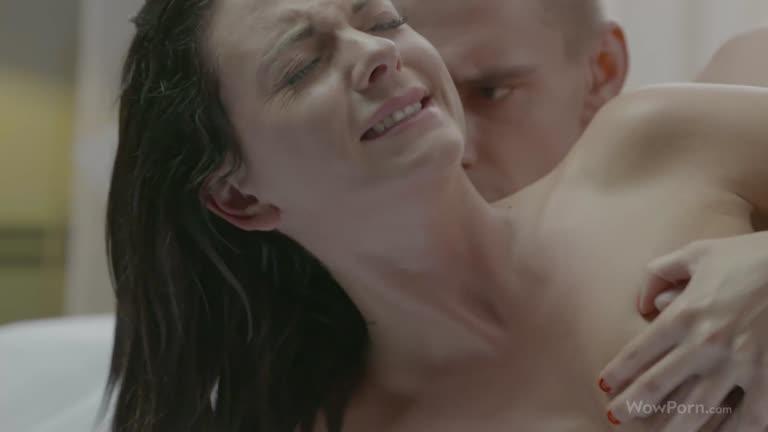 Monika Benz - Beautiful Sex In Red Stocking