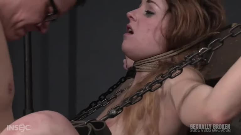 Kate Kenzi Has Her Slaves Refresher Course For Mouth And Vagina.