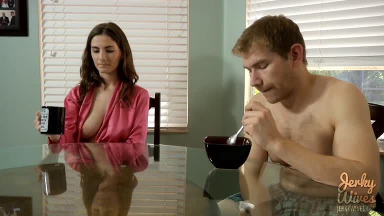 Husband at work wife porn video-7660