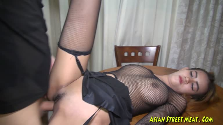 Asian Teen Slut, Nansomyom Fucked