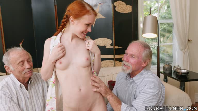 Dolly Little Slut And Oldman