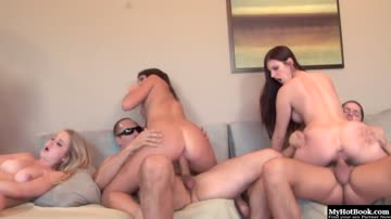 Orgy sex party - Mira, Mandy, Cassandra