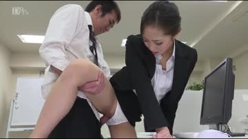 Jyuri Kisaragi  - Office Sex