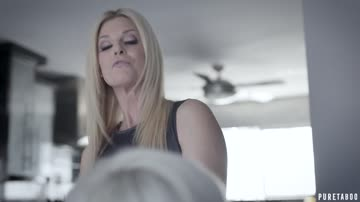 India Summer and Elsa Jean The Fosters