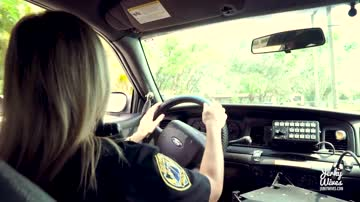 Cory Chase Beats Cops : Double Crossed