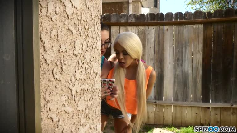 Kat Monroe & Luna Star – My Celebrity Neighbor