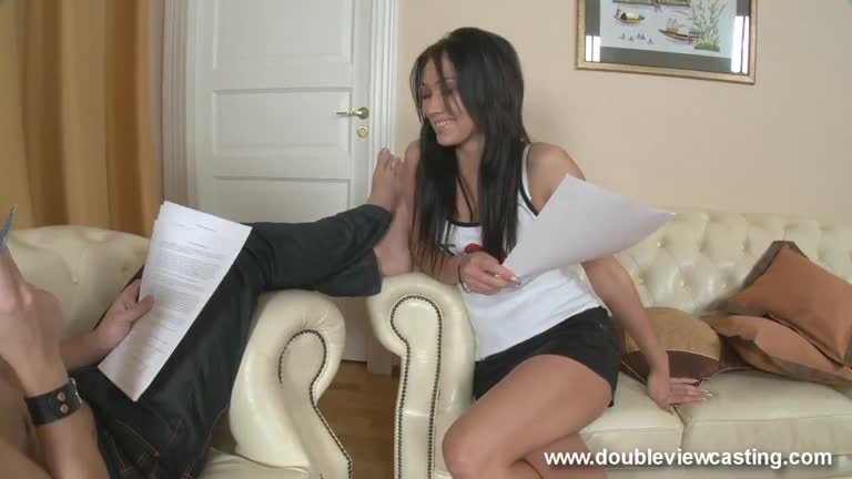 Doubleviewcasting - Anya