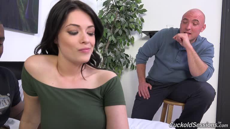 Ava Dalush Cuckolds Her Man