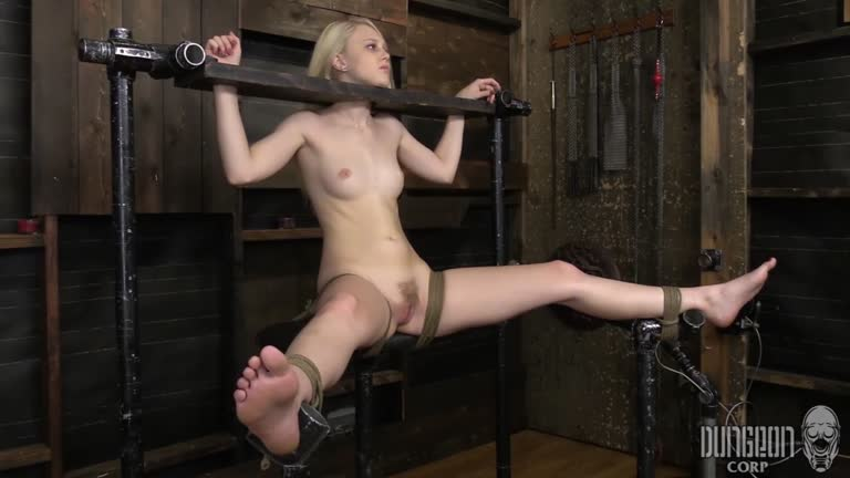 Lily Rader Likes To Play All Sorts Of Games In The Dungeon.