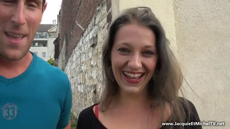 Greg Baise Et Encule Emilie Bord De L'eau...