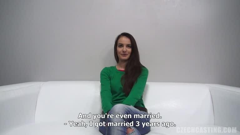 24 Years Old Denisa  New Slut Casting