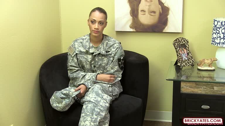 Parker  - Woman Soldier
