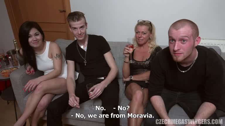 Czech Swingers Party 6