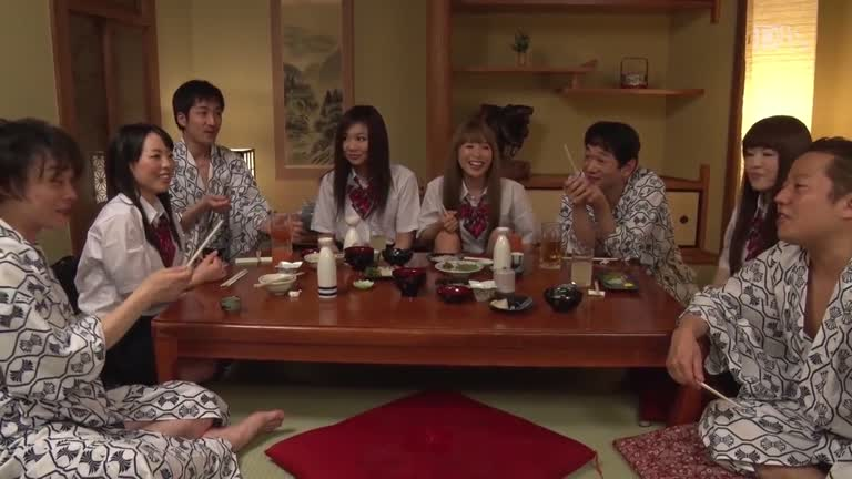 Yuka Shirayuki, Kasaki Uehara, Natsume Hotsuki, Megu Natsukawa