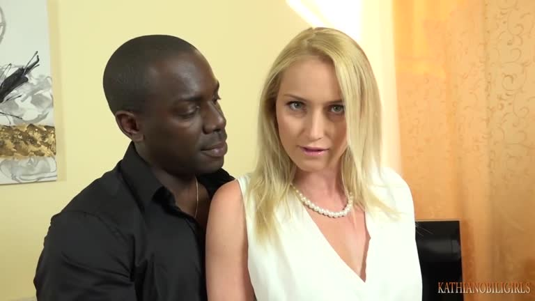 Kathia Forced To Fuck Her Husbands Boss