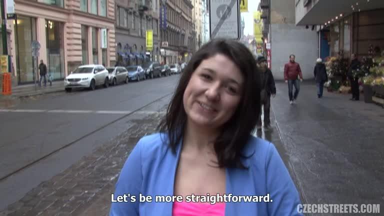 Honza - Czech Teen SLut