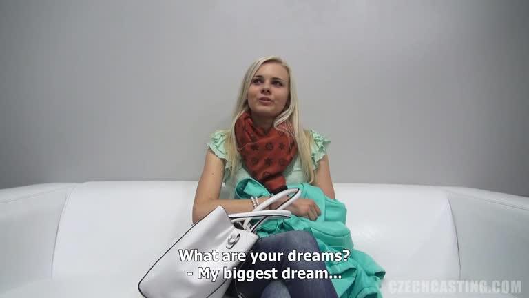 Katerina - Amateur Casting (blonde)