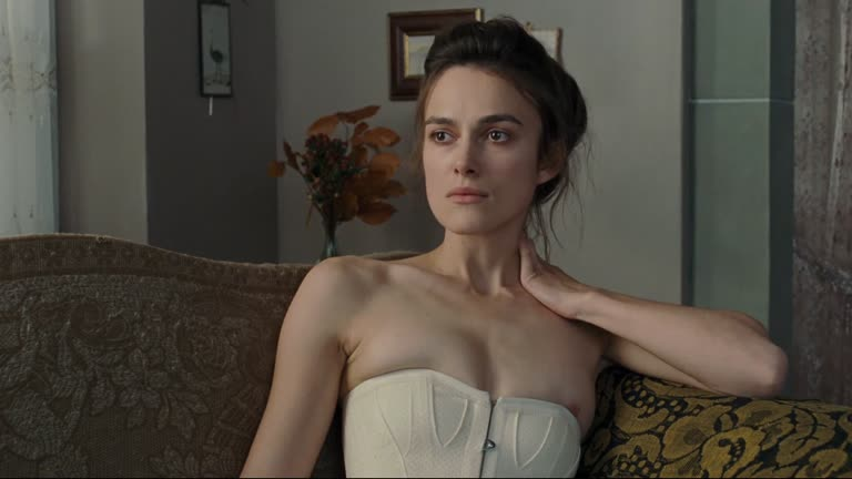 Keira Knightley And Sarah Marecek A DANGEROUS METHOD