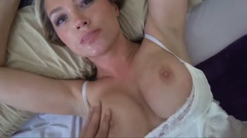 Horny amateur German MILF throat fucked
