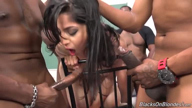Nadia Ali - Gangbang