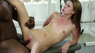 Airerose Tysen Rich Gets Drilled By Bbc