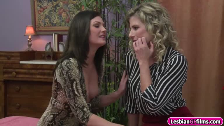 Hot Blonde Teen Anal Threesome