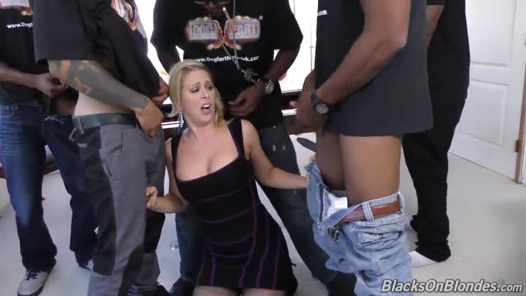 Amateur Wife First Gangbang