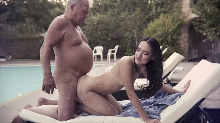 Petite Russian Teen Nice Blowjob And Hot Fuck By Fat Old Man ...