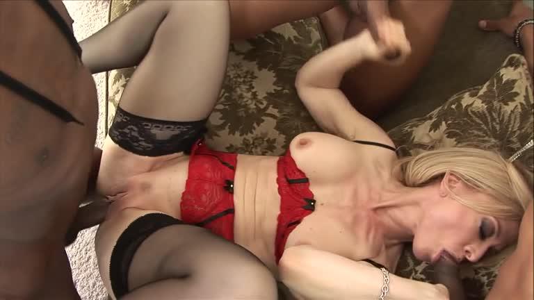 Nina Hartley Gangbang
