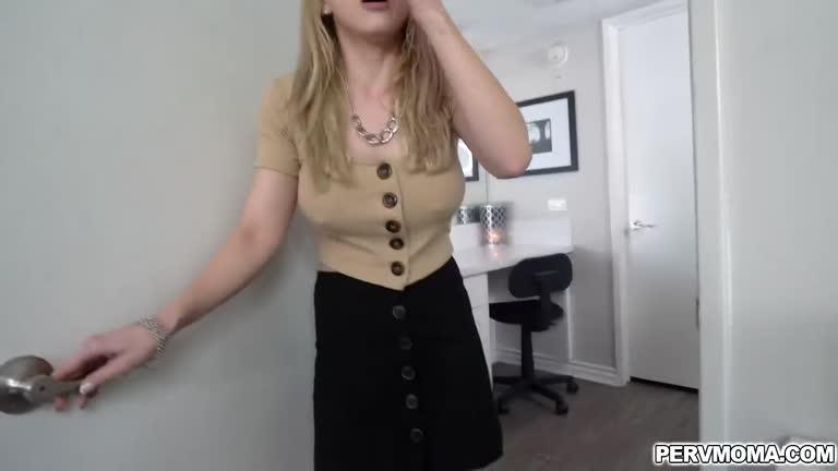 Cute Teen Watching Porn