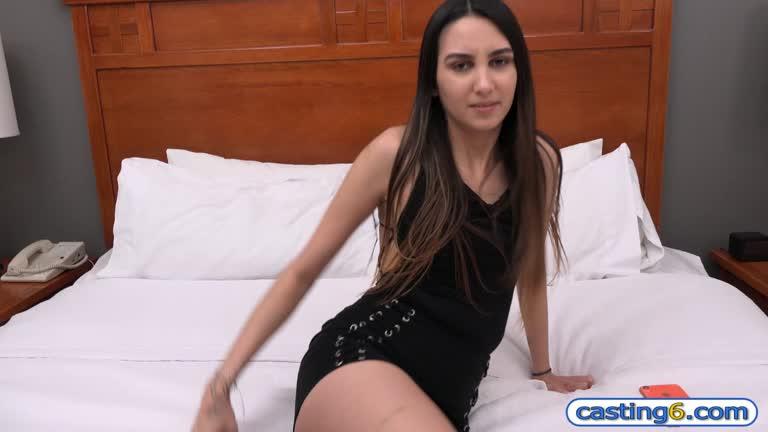 Latina Teen Homemade Bj